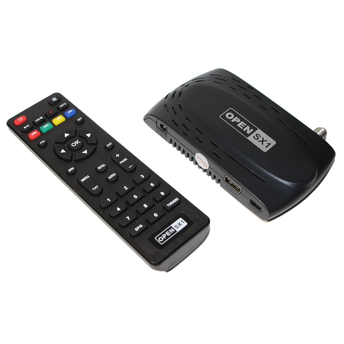 Сателитен приемник Openbox SX1 HD, AC-3, IPTV, Bonus с емулатор цени